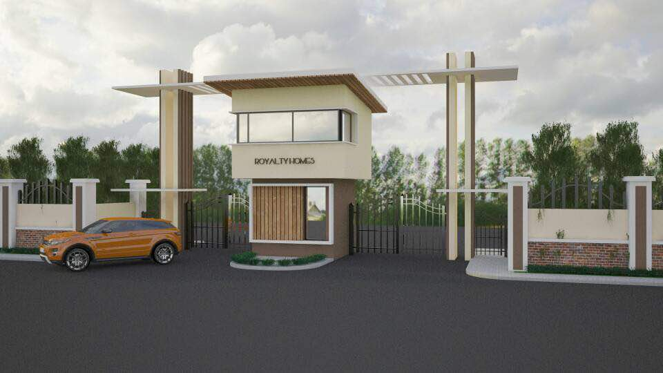 Proposed Gate House